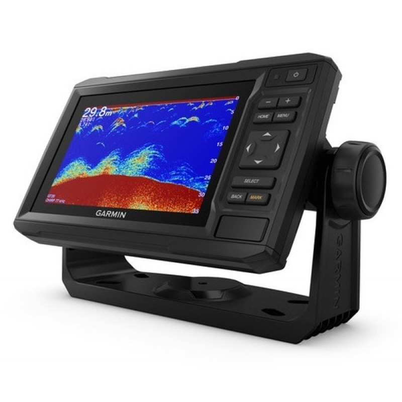 Картплоттер Garmin Echomap PLUS 62CV (фото 2)
