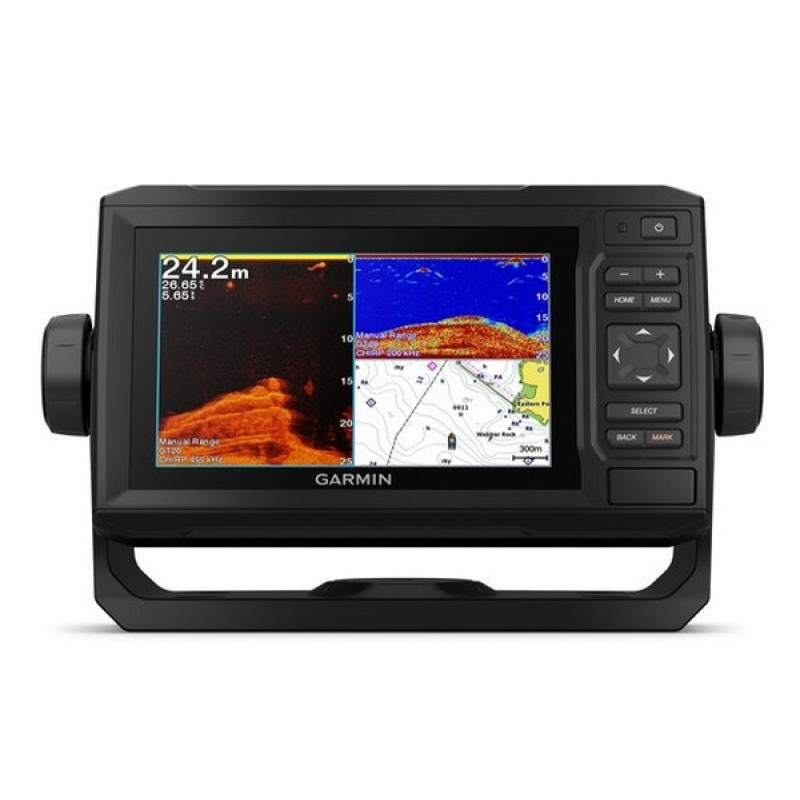 Картплоттер Garmin Echomap PLUS 62CV (фото 3)