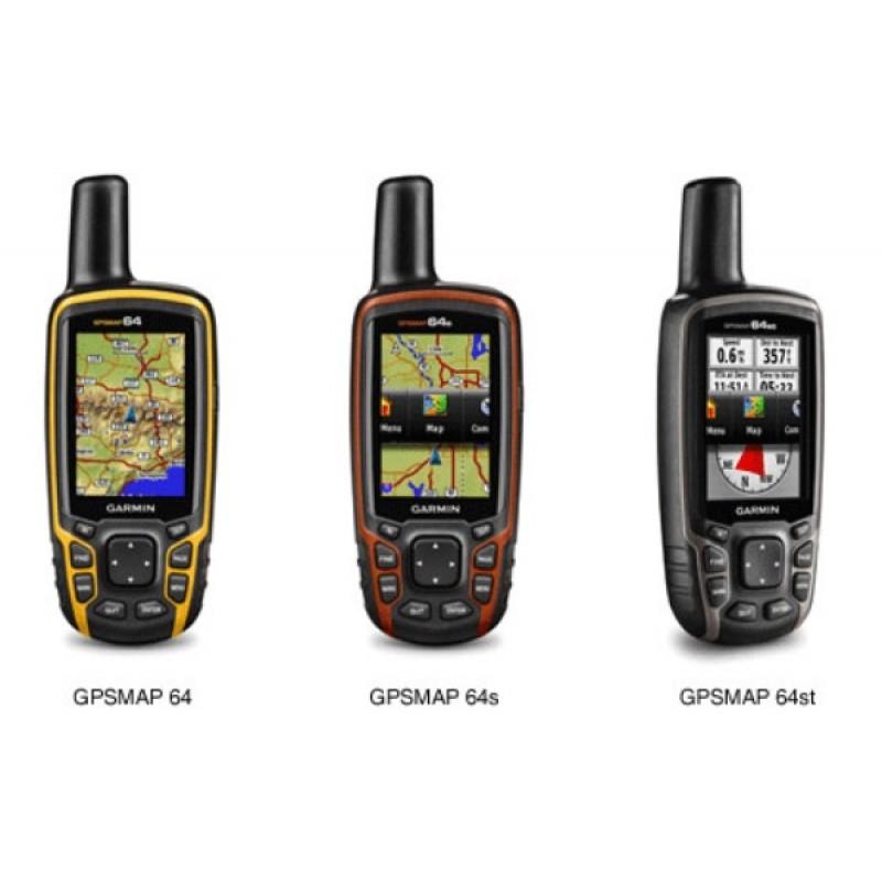 Туристический навигатор Garmin GPSMAP 64ST (фото 3)