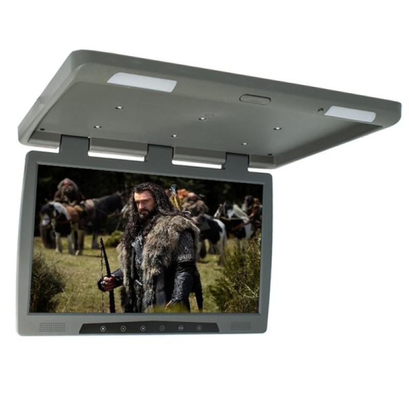 Потолочный монитор для автомобиля Потолочный монитор 22 AVEL AVS2220MPP (серый)