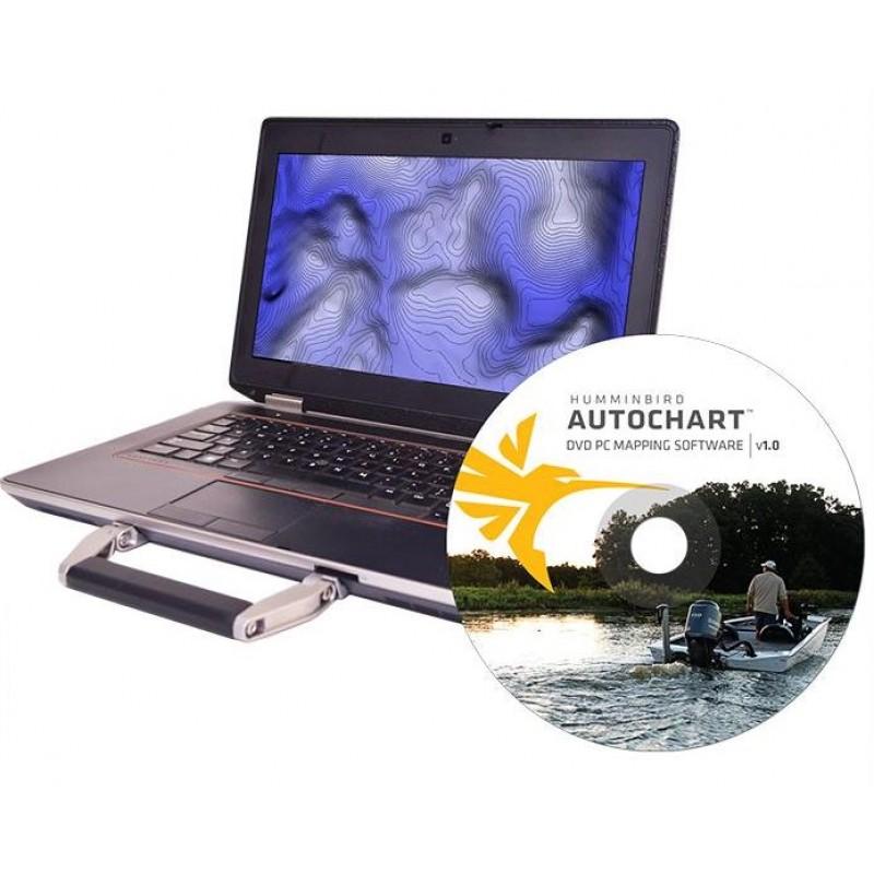 Программное обеспечение AutoChart PC Software SD