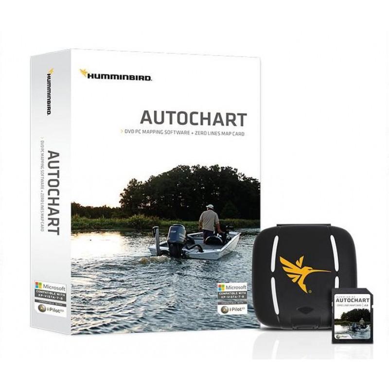 Программное обеспечение AutoChart PC Software SD (фото 2)