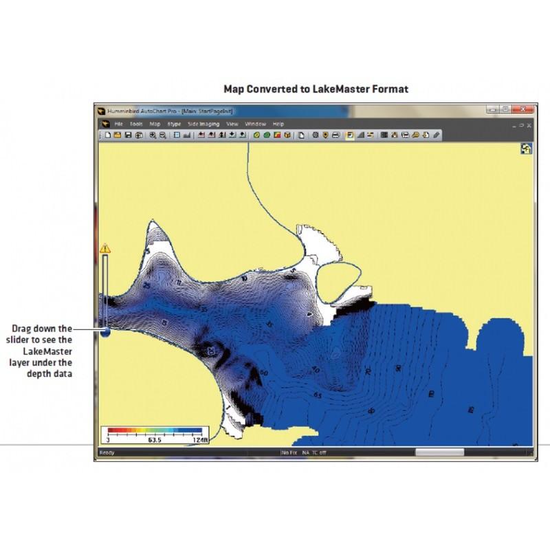Программное обеспечение AutoChart PC Software SD (фото 3)
