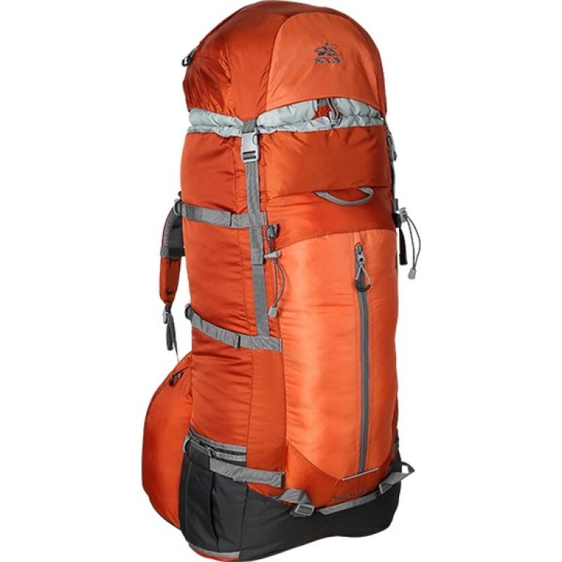 Туристический рюкзак СПЛАВ BASTION 130 (оранжевый)