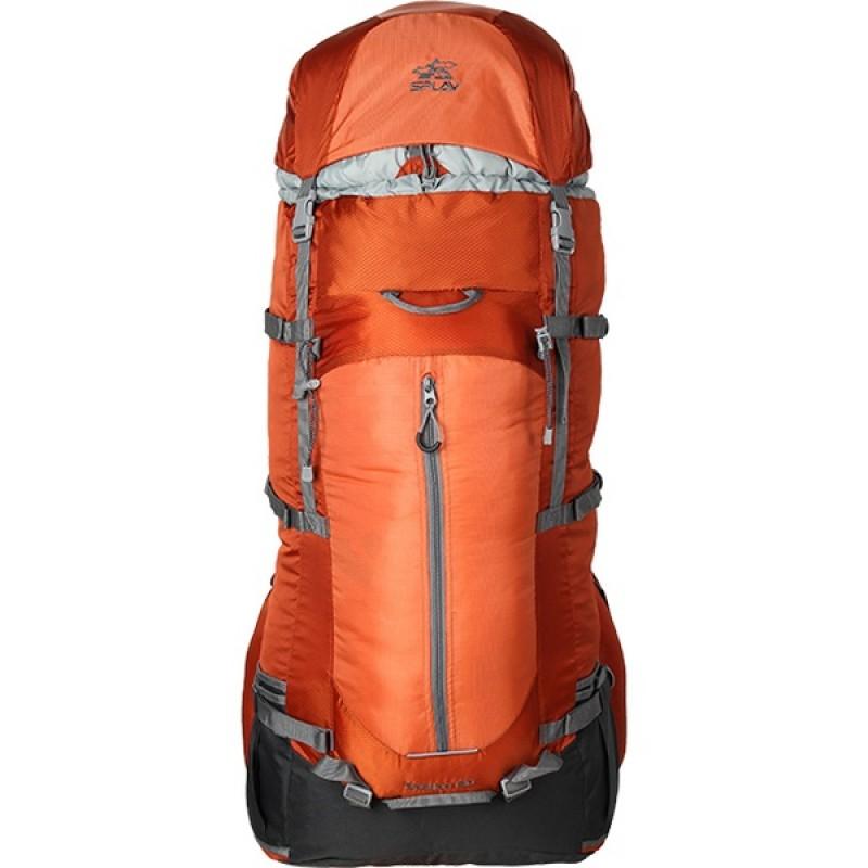Туристический рюкзак СПЛАВ BASTION 130 (оранжевый) (фото 3)