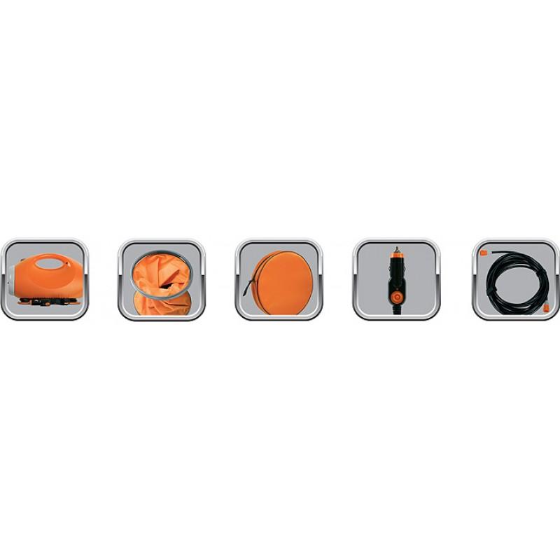 Минимойка компактная BERKUT Smart Washer SW-C1 (2л/мин, 12В, 60Вт, 15л) (фото 4)