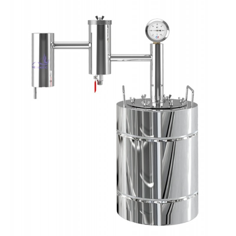 Самогонный аппарат (дистиллятор) ФЕНИКС Народный 30 литров (фото 2)