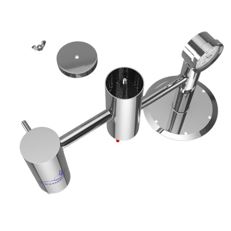 Самогонный аппарат (дистиллятор) ФЕНИКС Народный 30 литров (фото 3)