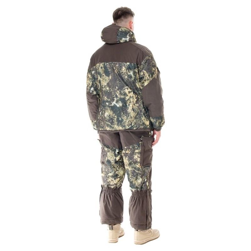 Зимний костюм для охоты и рыбалки АНГАРА -30C (Алова, хаки) Huntsman (фото 2)