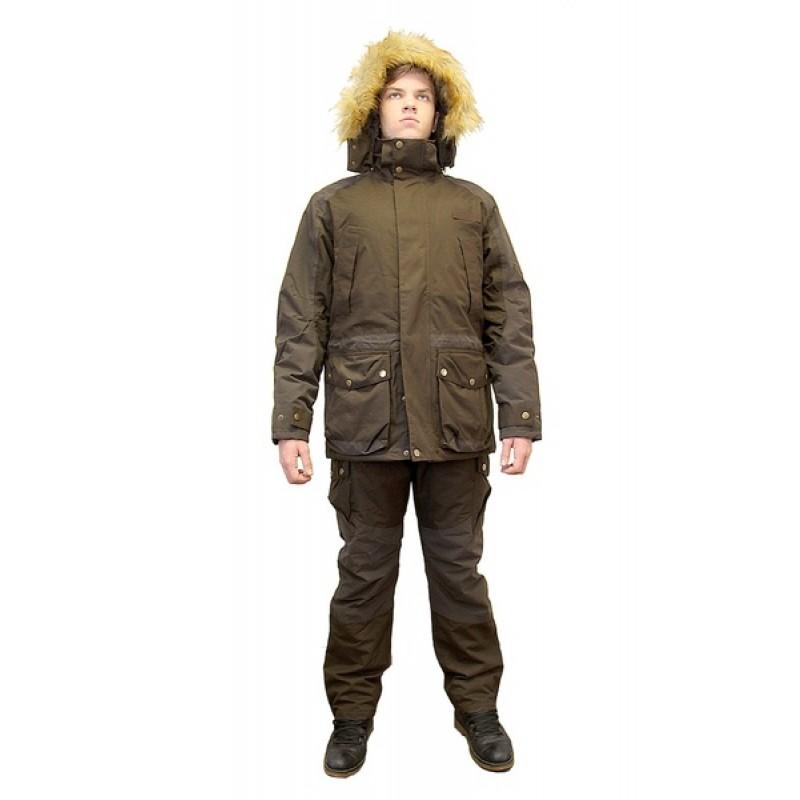 Демисезонный костюм для охоты и рыбалки Remington Men Shadow Brown (RM1022-903)