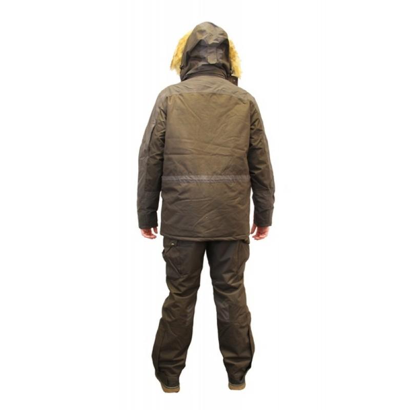 Демисезонный костюм для охоты и рыбалки Remington Men Shadow Brown (RM1022-903) (фото 3)
