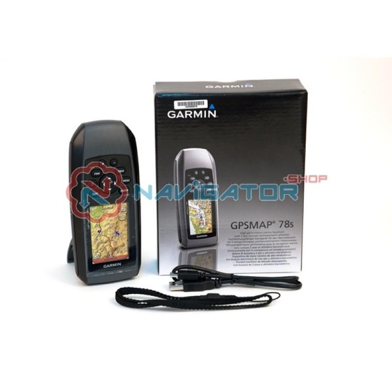 Туристический навигатор Garmin GPSMap 78s (фото 2)