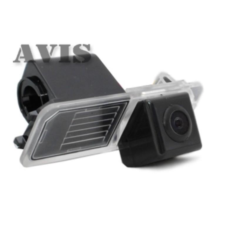 CMOS камера заднего вида для VOLKSWAGEN AMAROK / GOLF VI / POLO V HATCHBACK / SCIROCCO (#101) (фото 2)