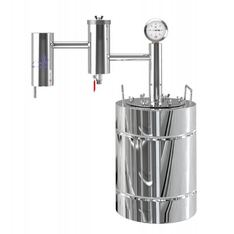 Самогонный аппарат (дистиллятор) ФЕНИКС Народный (С теном) 30 литров (фото 2)
