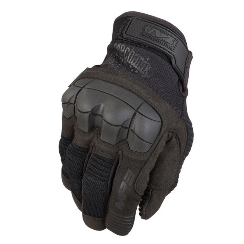 Перчатки Mechanix Wear M-Pact-3 Glove Black MP3-55