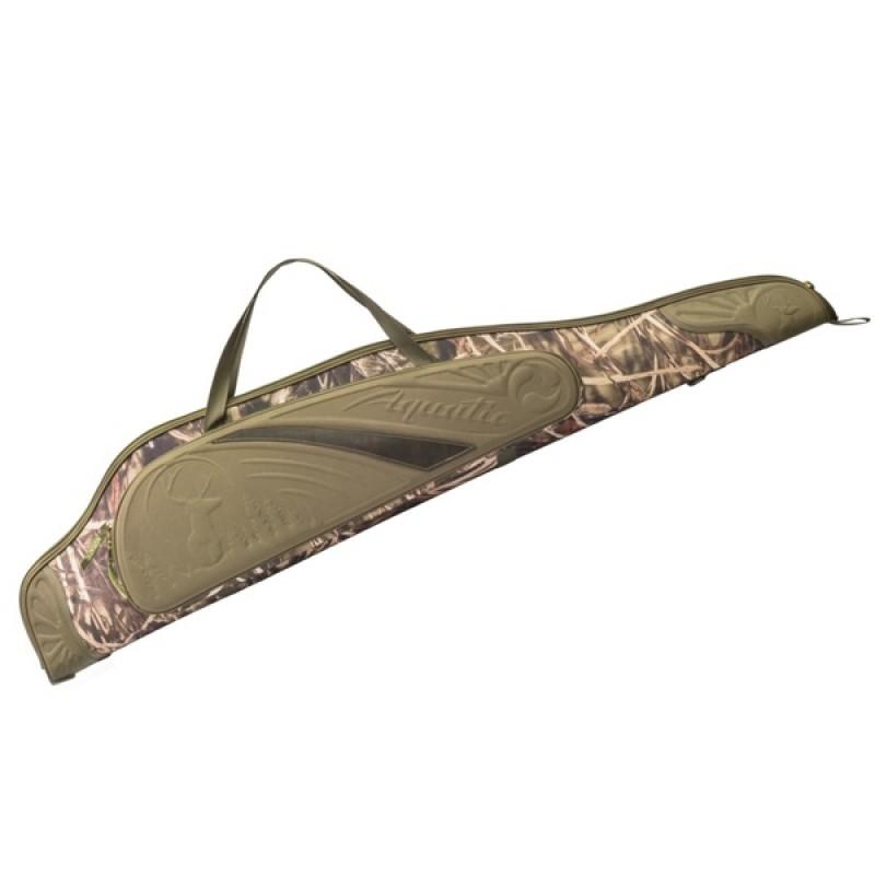 Чехол для ружья с оптикой полужёсткий Aquatic ЧО-37-112 (пластик)