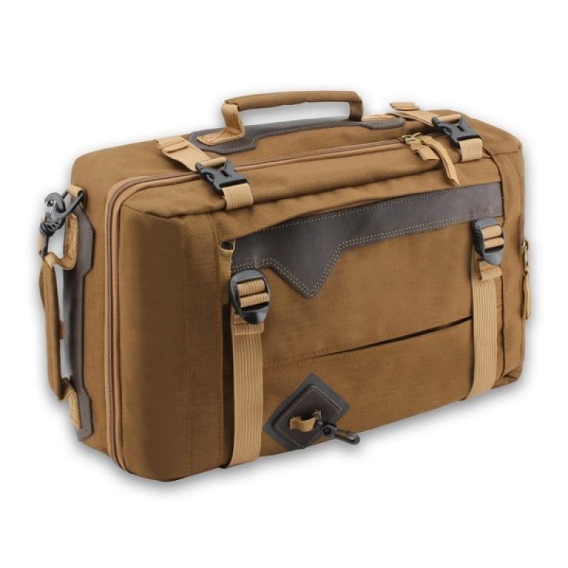 Сумка-рюкзак Aquatic С-28К (цвет: коричневый)
