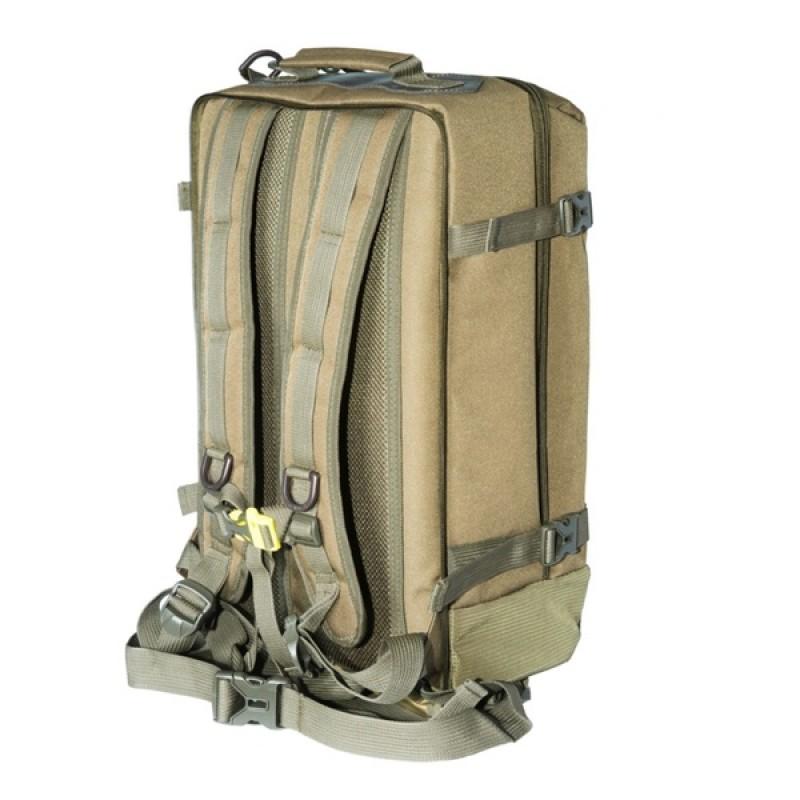 Сумка-рюкзак Aquatic С-28К (цвет: коричневый) (фото 2)