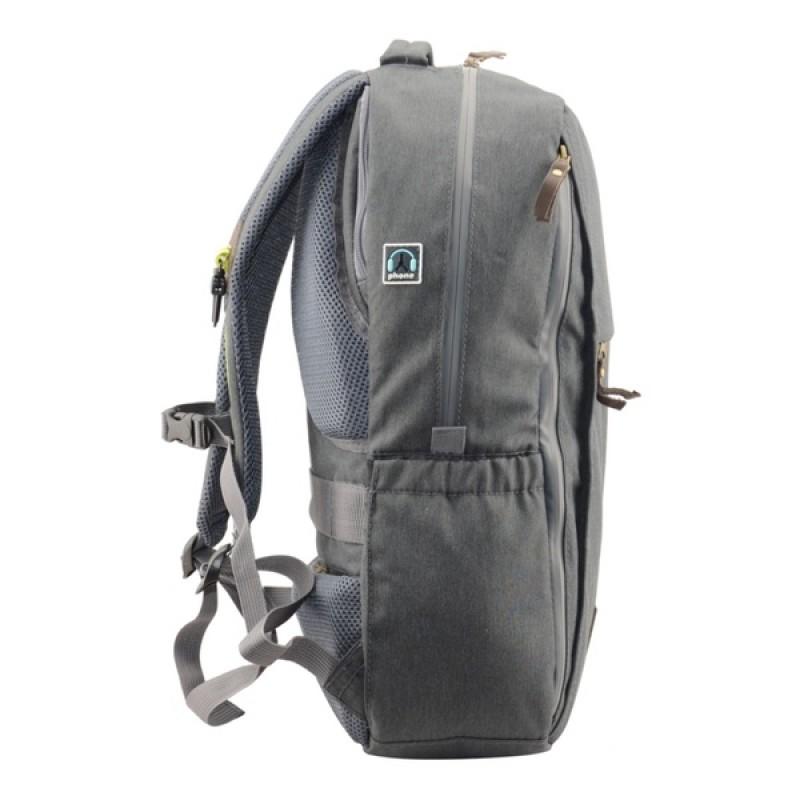 Рюкзак Aquatic Р-27ТС (городской, темно-серый) (фото 2)