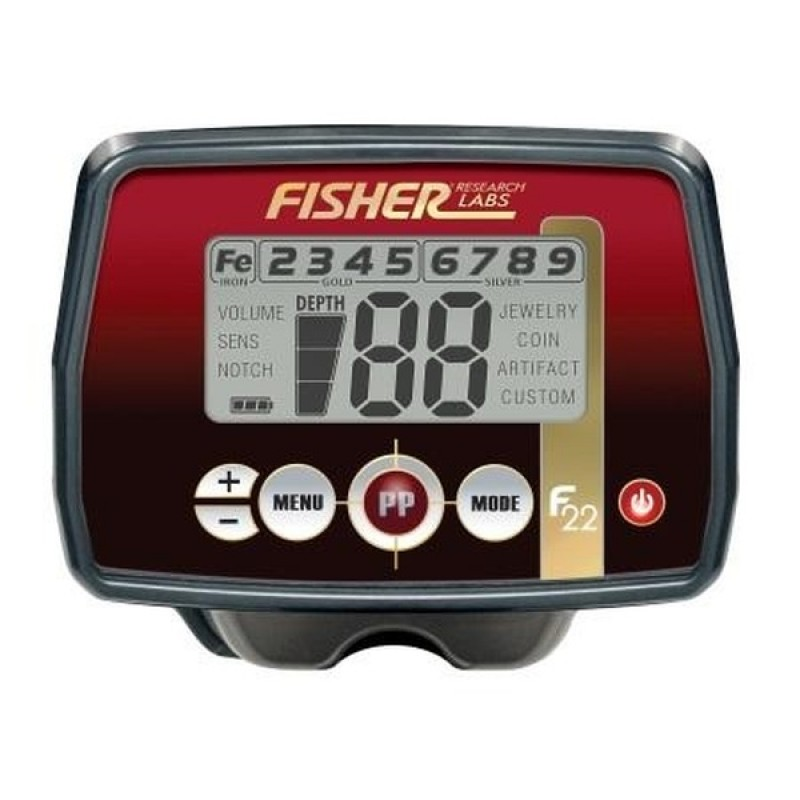Fisher F22 (фото 3)
