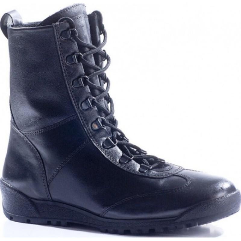 Ботинки с высокими берцами Бутекс «КОБРА» кожа модель 12011