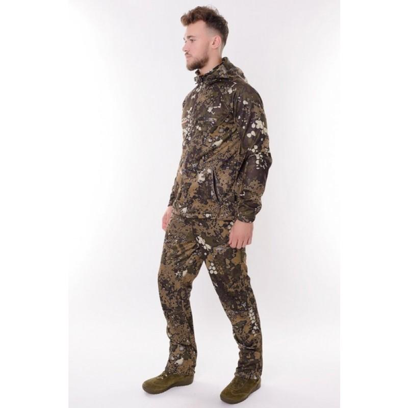 Летний костюм для охоты и рыбалки TRITON Craft Light (StretchShell, бежевый) (фото 3)