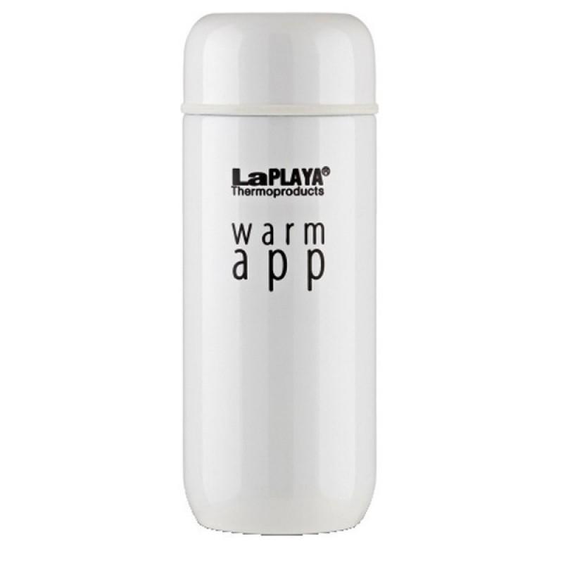 Термос LaPlaya WarmApp white 0,2L