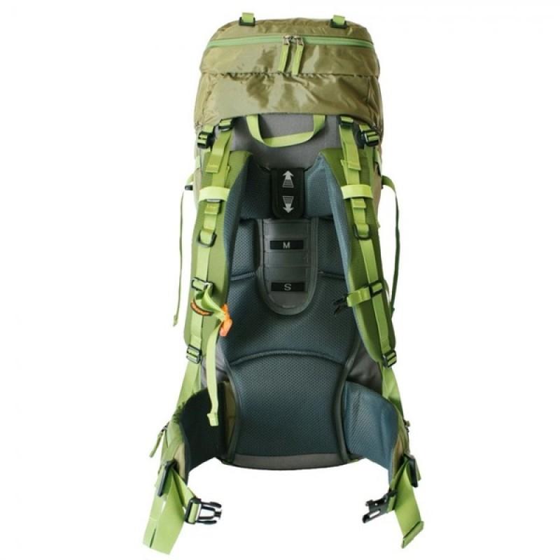 Рюкзак Tramp Sigurd 60+10 (зеленый) (фото 3)