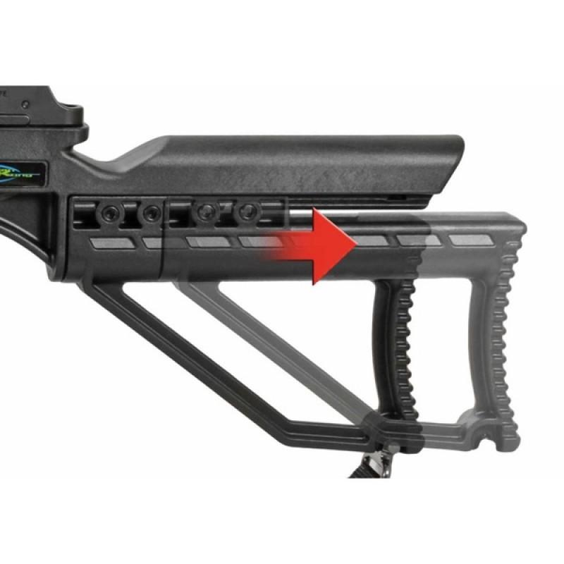 Рекурсивный арбалет Man Kung MK-XB21R Камуфляж (фото 3)