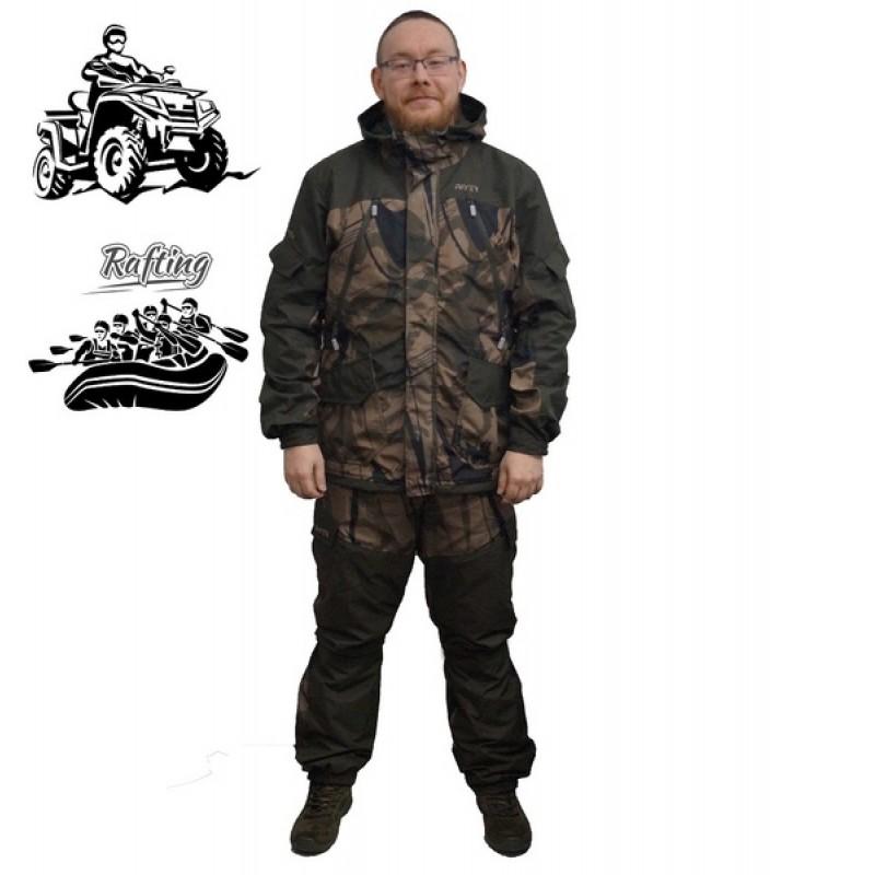Осенний охотничий костюм «Горка-Осень» (Дуплекс, хаки кмф ) PAYER