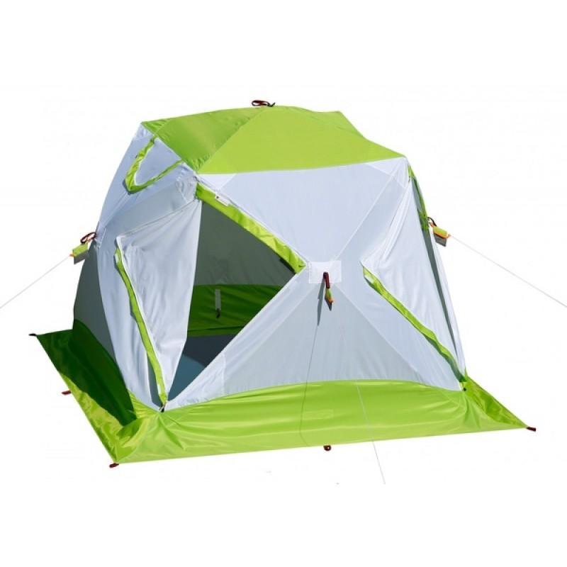 Зимняя палатка ЛОТОС Куб 3 Компакт (фото 2)