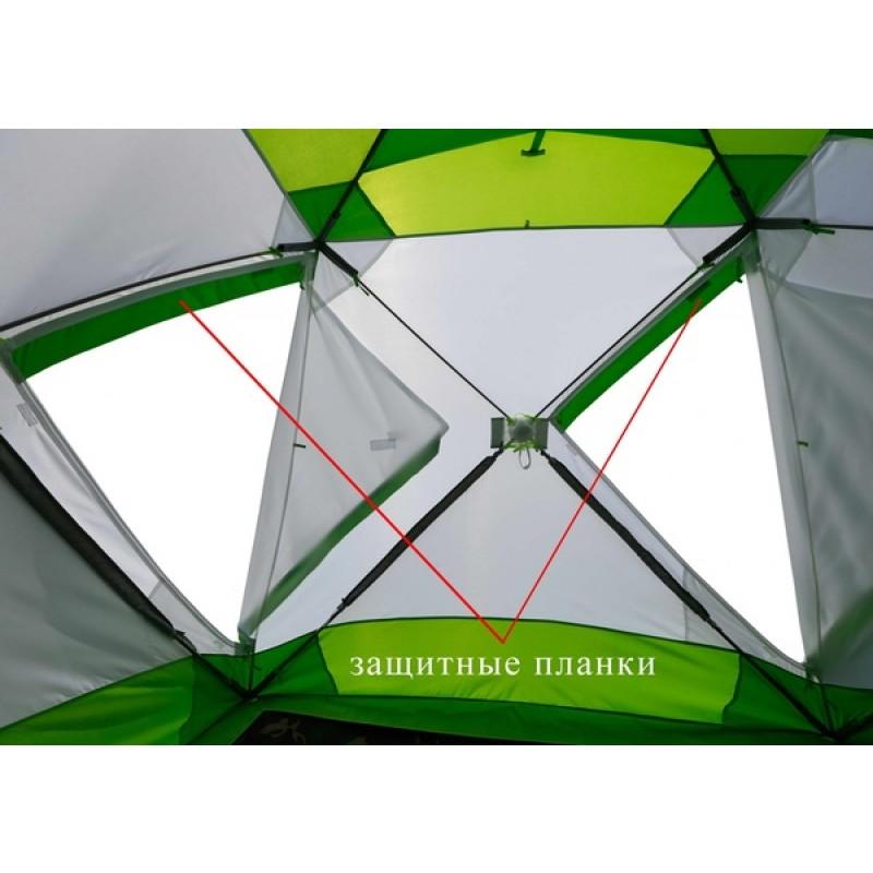 Зимняя палатка ЛОТОС Куб 3 Компакт (фото 3)