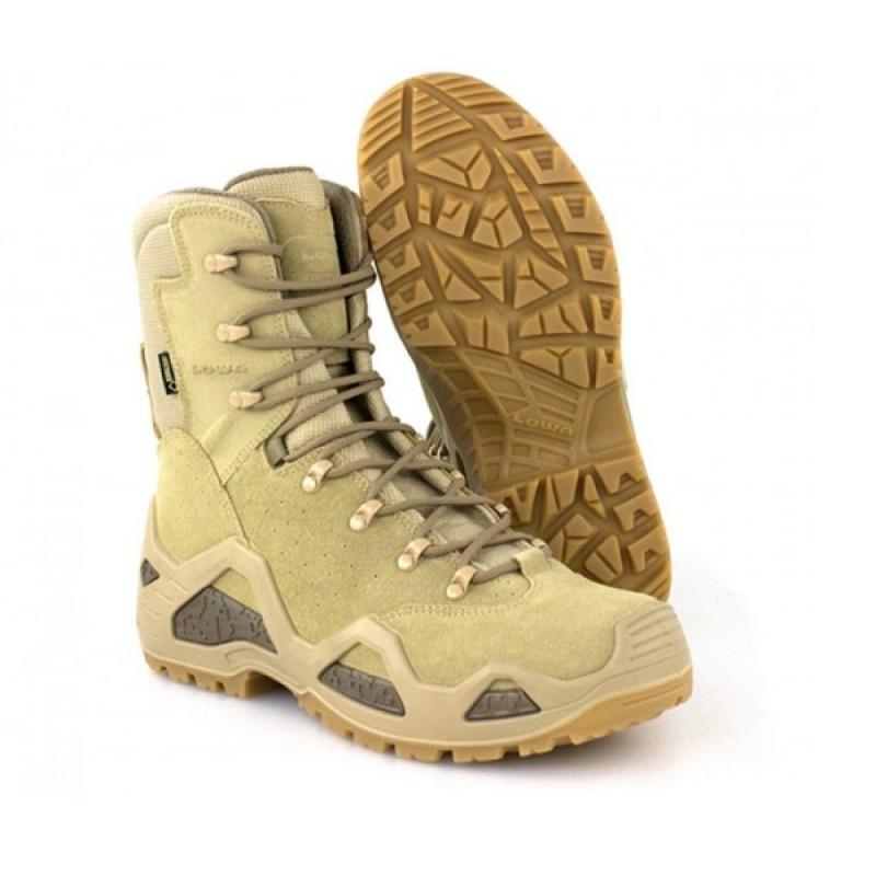 Тактические ботинки Lowa Z-8S Desert