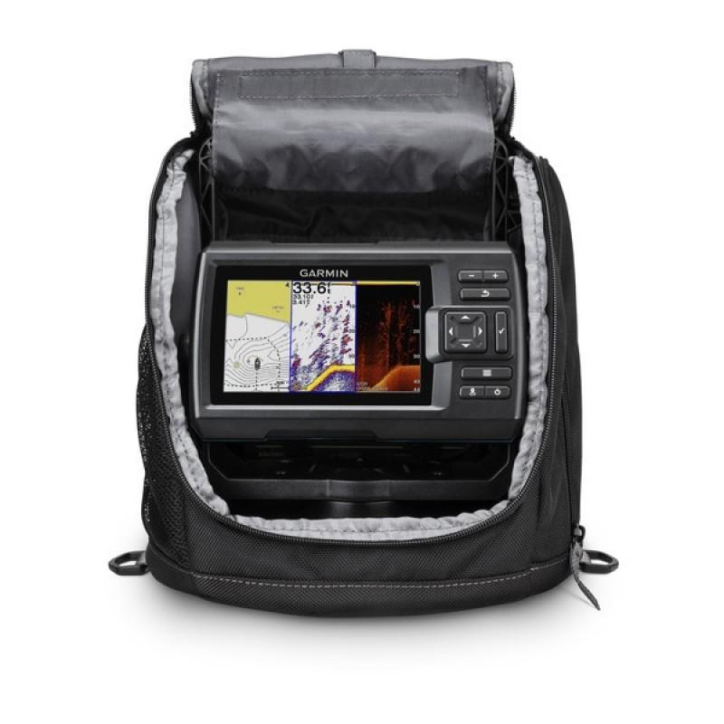 Картплоттер Garmin STRIKER PLUS 5CV зимний комплект с датчиком GT8HW-IF