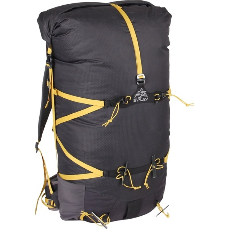 Туристический рюкзак СПЛАВ HIKE&CLIMB 40 серый