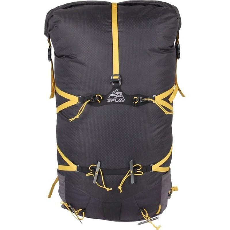 Туристический рюкзак СПЛАВ HIKE&CLIMB 40 серый (фото 2)