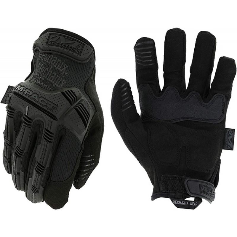 Перчатки WERDUM Mechanix Mpact Glove Black MPT-72 (фото 3)