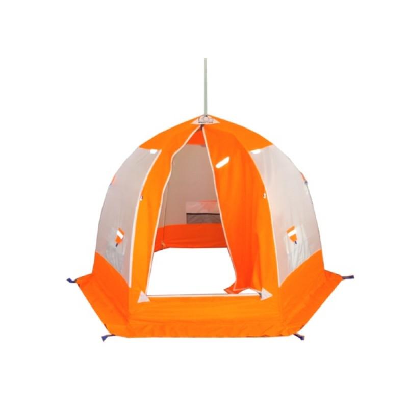 Палатка для зимней рыбалки Зонт Пингвин 2 (1-сл.) (фото 2)