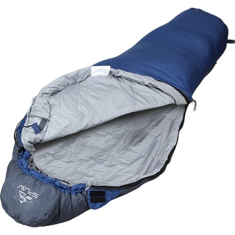 Спальный мешок СПЛАВ Expedition Junior 150 (синий)