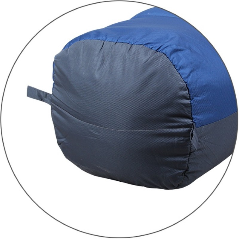Спальный мешок СПЛАВ Expedition Junior 150 (синий) (фото 3)