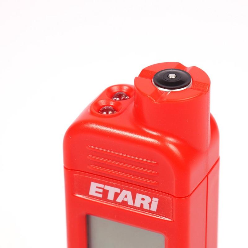 Толщиномер лакокрасочного покрытия Etari ET 555 (+ Два чехла и батарейки в подарок!) (фото 6)