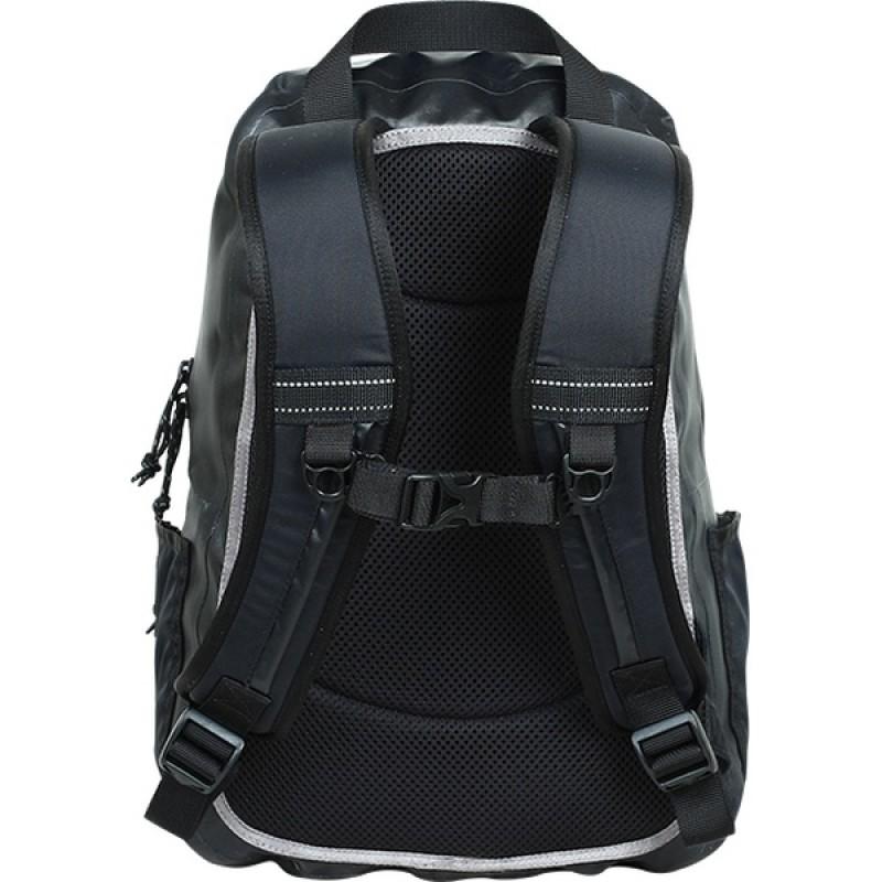 Рюкзак влагозащитный СПЛАВ TRANGO (черный/серый) (фото 3)