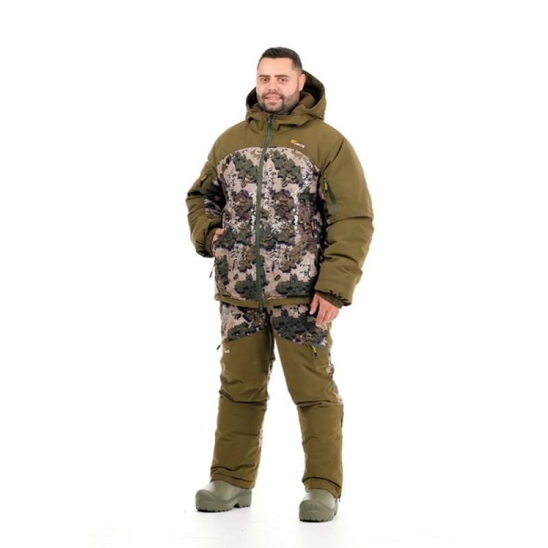 Зимний костюм для охоты «Кобра-Зима -45° С» (Алова, Кобра) PRIDE