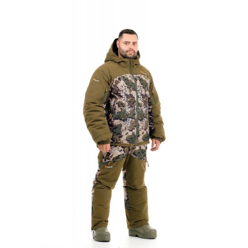 Зимний костюм для охоты «Кобра-Зима -45° С» (Алова, Кобра) PRIDE (фото 2)