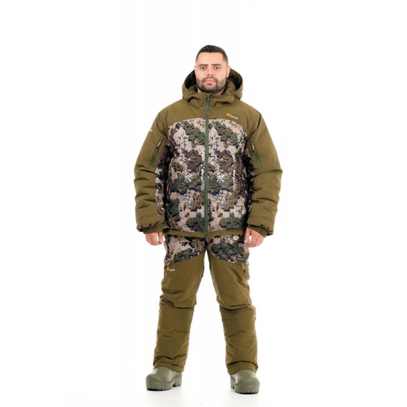 Зимний костюм для охоты «Кобра-Зима -45° С» (Алова, Кобра) PRIDE (фото 3)