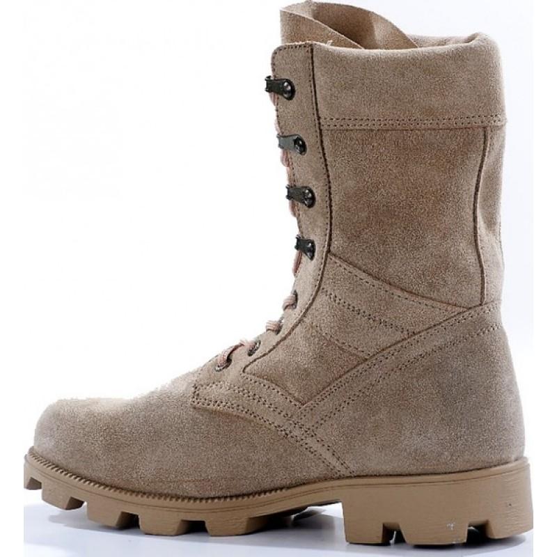 Ботинки с высокими берцами Бутекс «КАЛАХАРИ» модель 11051 desert (фото 3)