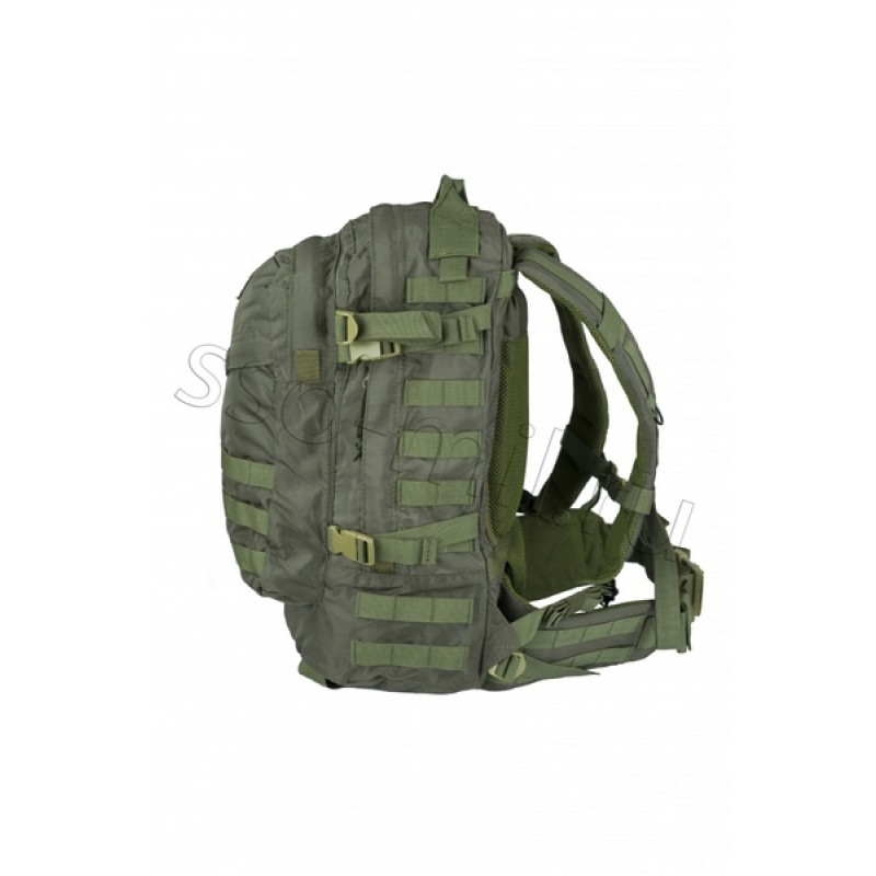 Рюкзак патрульный SSO Адлер Трехдневный Черный (фото 2)