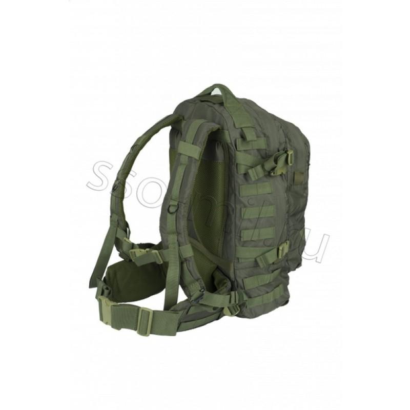 Рюкзак патрульный SSO Адлер Трехдневный Черный (фото 3)