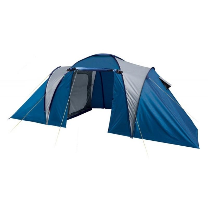 Палатка Jungle Camp (Trek Planet) TOLEDO TWIN 6 зеленая