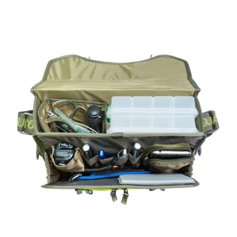 Сумка Aquatic С-04С (жёсткая, синяя) (фото 2)